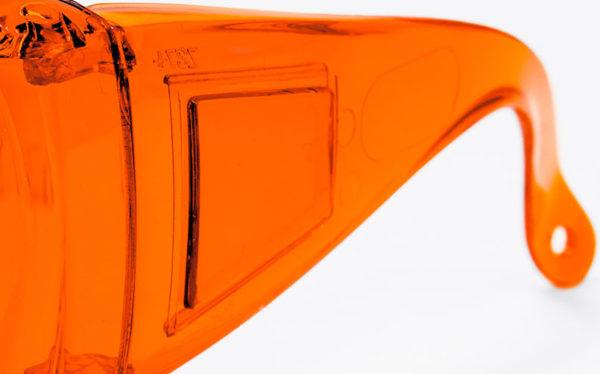 okulary ochronne Overcpec; protective google