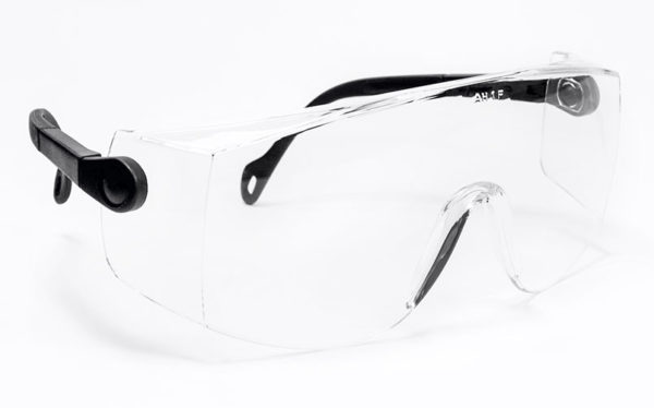 okulary ochronne Overspec VB przezroczyste