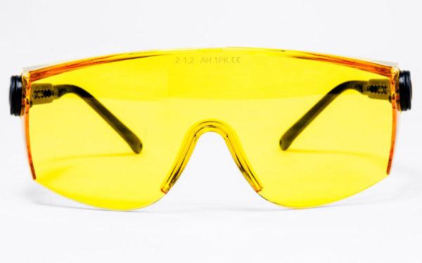 okulary ochronne Overspec; protective google