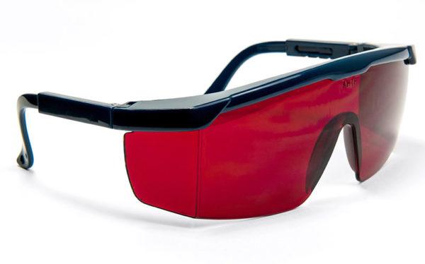okulary ochronne Speedy Red; protective google
